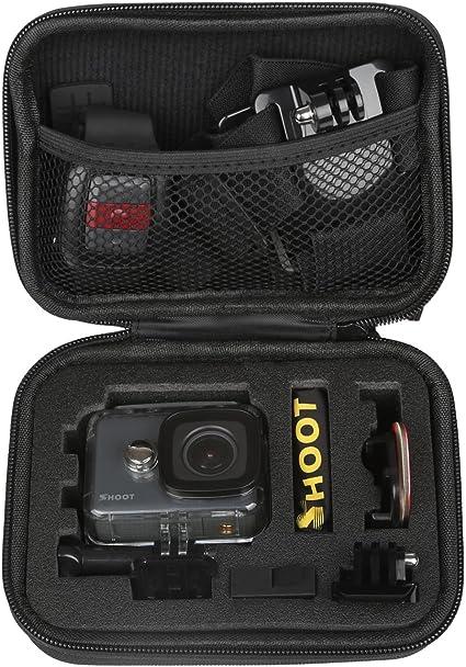 Shoot Tragbar Spielraum Speicher Schutztragetasche Kamera