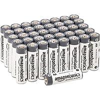 AmazonBasics - Pilas alcalinas AA de uso industrial (40 unidades)