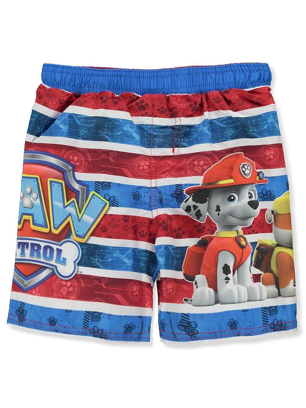 Paw Patrol Little Boys' Toddler Boardshorts - blue/multi, 2t