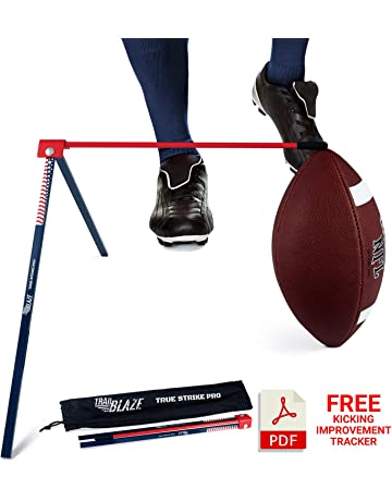 284b47ab07c True Strike Pro Football Kicking Tee - Premium Quality Field Goal Kicking  Holder Compatible with All