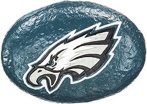 Team Sports America NFL Your Team Rocks Team Logo Garden Rock