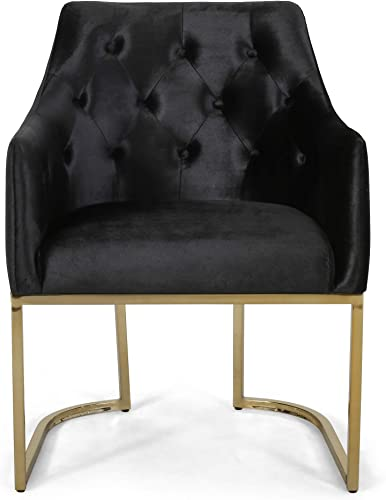 Christopher Knight Home Fern Modern Tufted Glam Accent Chair