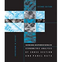 Student's Solutions Manual and Supplementary Materials for Econometric Analysis of Cross Section and Panel Data
