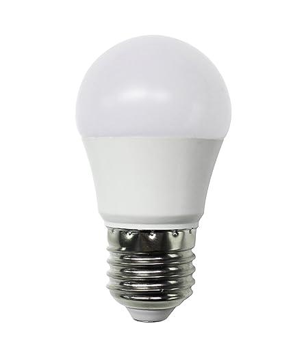 Pack de 2 bombillas LED éstandar SevenOn LED 54873, 6W equivalente a 40W, casquillo