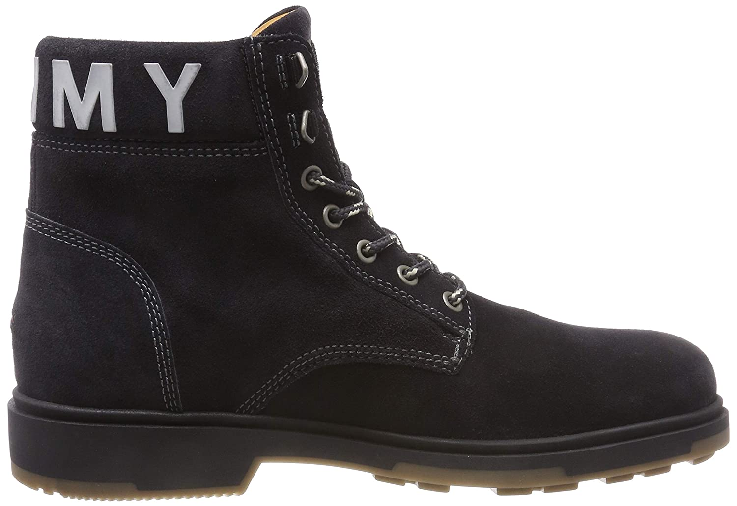 Tommy Jeans Suede Boot Bottes Rangers Homme