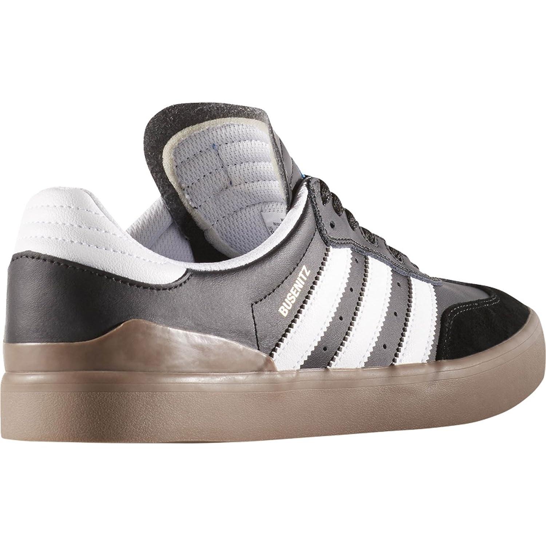 adidas Busenitz Vulc RX, Chaussures de Skate Homme - Blanc - Blanc (Ftwbla/Buruni/Azucie), 40 EU
