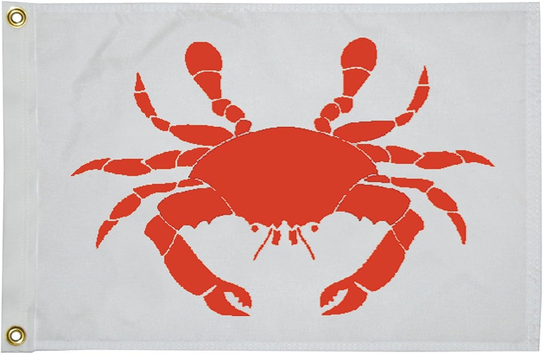 Crab Flag Crab 3x5 Feet Flag