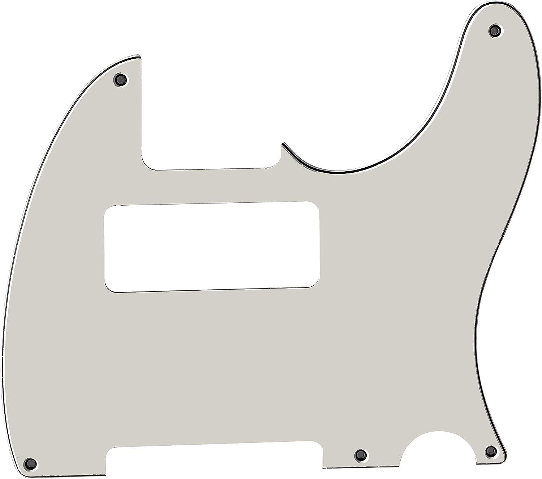 Golpeador de guitarra personalizado para Fender Esquire Telecaster 5 agujeros estilo P90 de Estados Unidos/mexicano