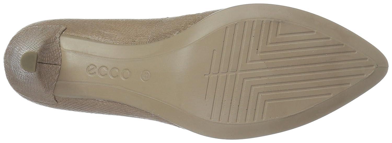 Ecco Damen Shape Beige 45 Pointy Sleek Pumps Beige Shape (Dune 1212) 994d4b