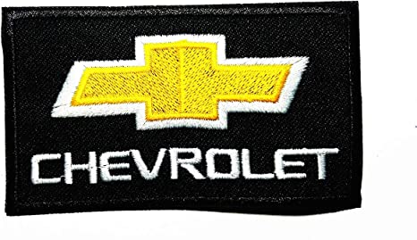 CHEVY 2x4 SS CAMARO SEW//IRON ON PATCH BADGE EMBROIDERED CHEVROLET