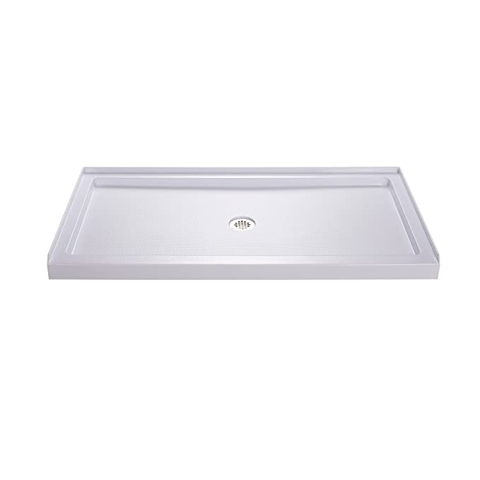 Best Shower Pan: DreamLine SlimLine  DLT-1136600