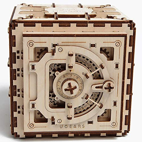 Ugears Mechanical Puzzle