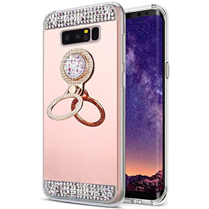EINFFHO - Carcasa Samsung Galaxy Note 8, [con pedrería ...
