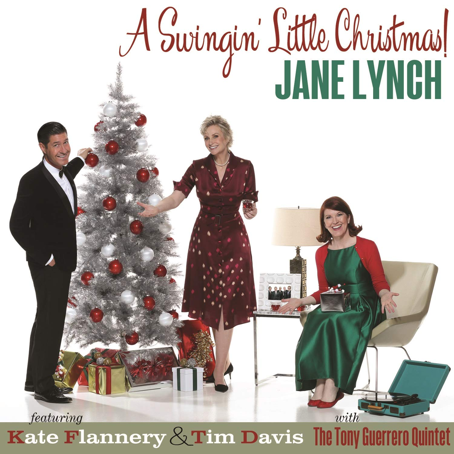 Jane Lynch - A Swingin\' Little Christmas! - Amazon.com Music