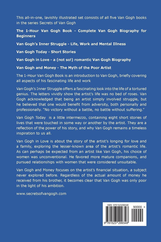 Amazon.com: Secrets of Van Gogh: Set of the Complete Secrets ...