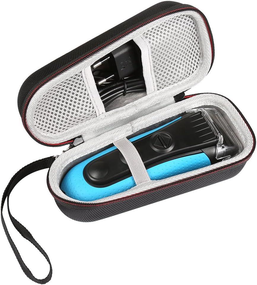 Shucase Estuche rígido para viaje de viaje para Braun Series 3 Maquinilla eléctrica para hombre ProSkin 340s-4 390cc-4 320s-4 3030s 3090cc 3040s: Amazon.es: Electrónica