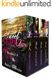 The Sweet Series Box Set: Books 1-4