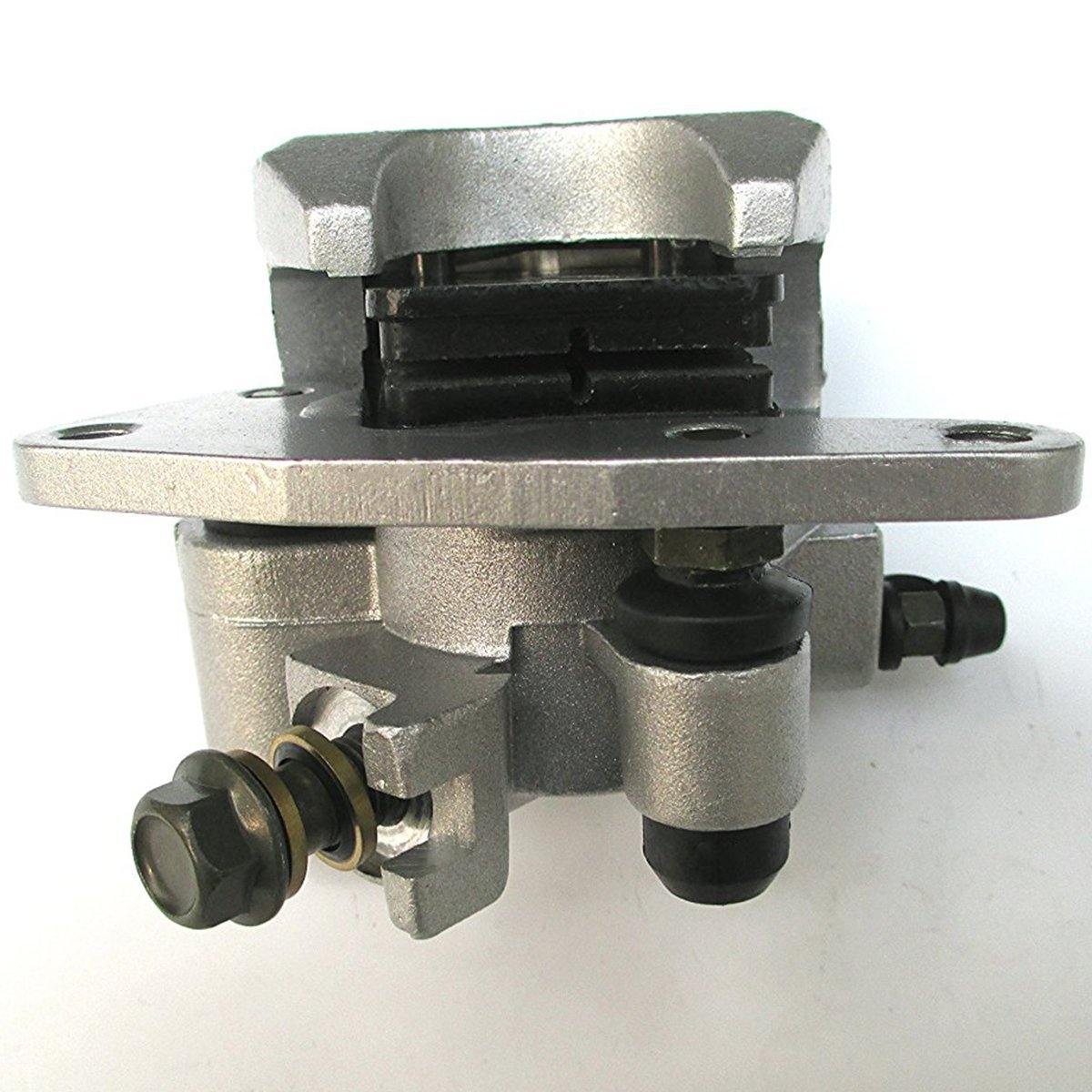 Aquiver Auto Parts New Front Brake Caliper Set for Suzuki Vinson 500 LTA 500F LT-A500F 2002-2007
