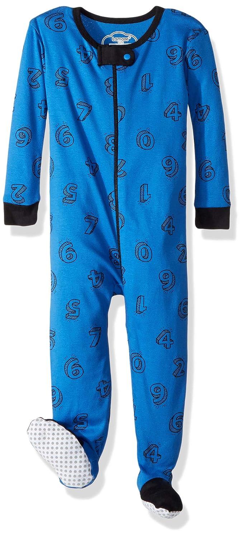 3d2b73da6f3b Amazon.com  LAMAZE Baby Boys Organic Longsleeve Stretchie Pajamas ...