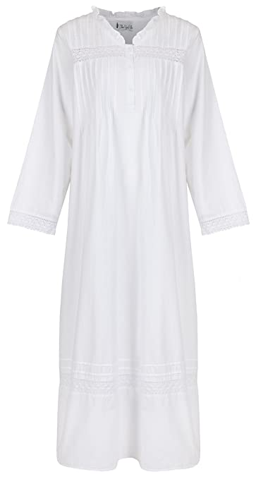 Vintage Inspired Nightgowns, Robes, Pajamas, Baby Dolls  Nightgown Vintage Design - Annabelle $39.99 AT vintagedancer.com