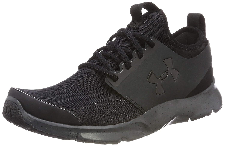 Under Armour UA Drift RN, Zapatillas de Running para Hombre 42 EU|Negro (Black/Stealth Gray/Black)