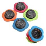 Betwoo Plastic Sink Strainer Kitchen Easy Clean
