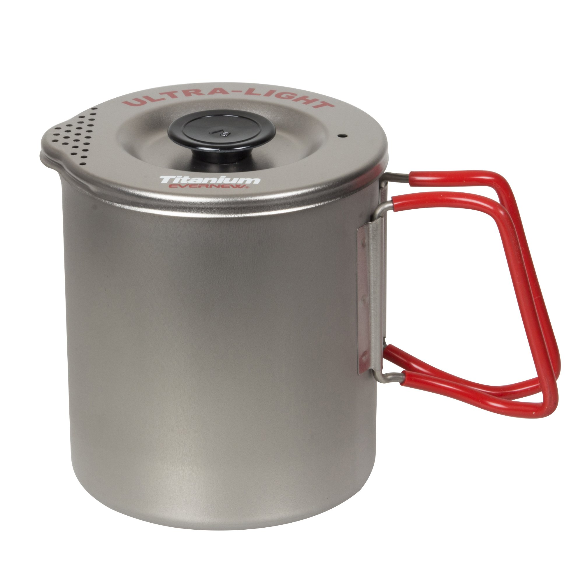 Evernew Titanium Pasta Pot-red-small by EVERNEW