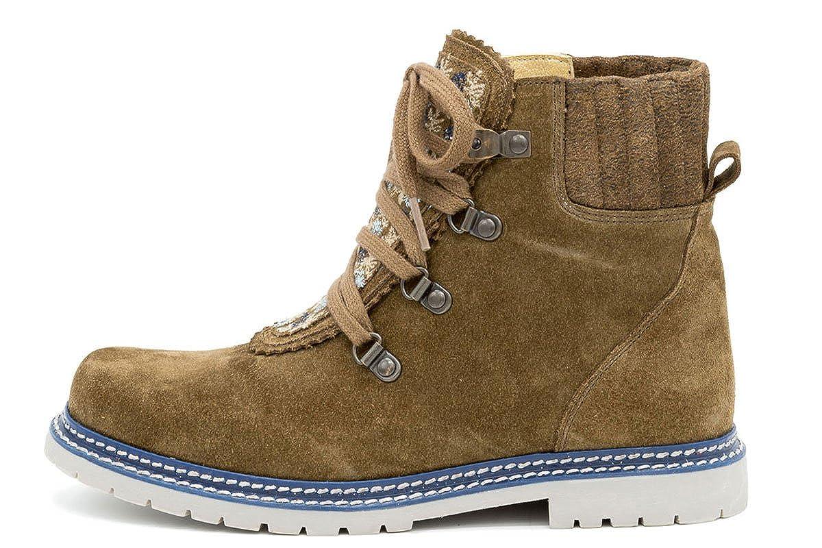 Spieth & Wensky Zapatillas de Piel Para Hombre Marrón Marrón marrón