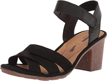 9da80eaf2e1d CLARKS Women s Sashlin Jeneva Heeled Sandal