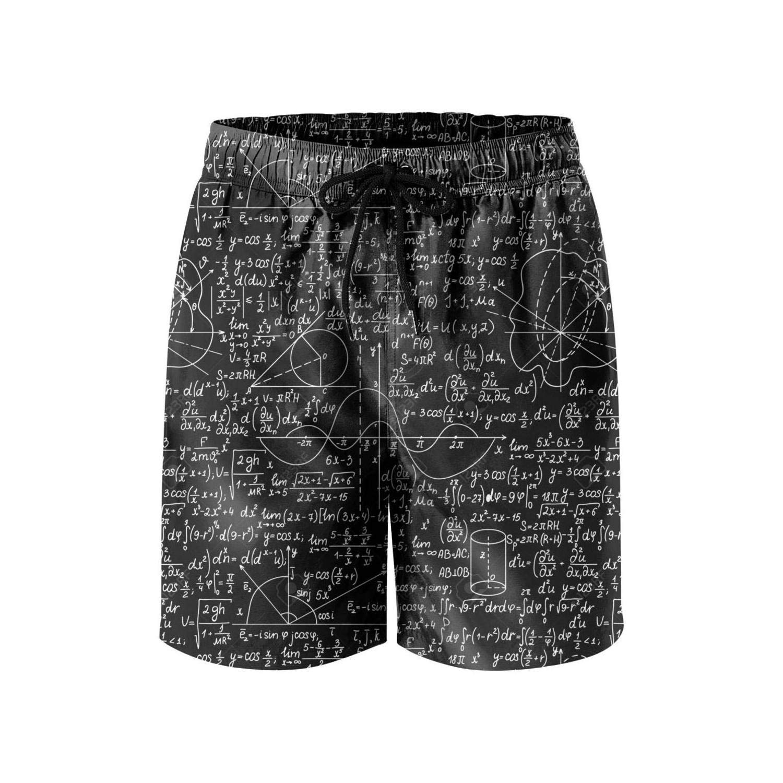 Famous Store Mens 4 Pocket 5 colours Drawstring Quickdry Swim Shorts Trunks