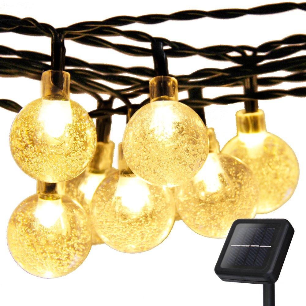 Best Solar Lights Globe String