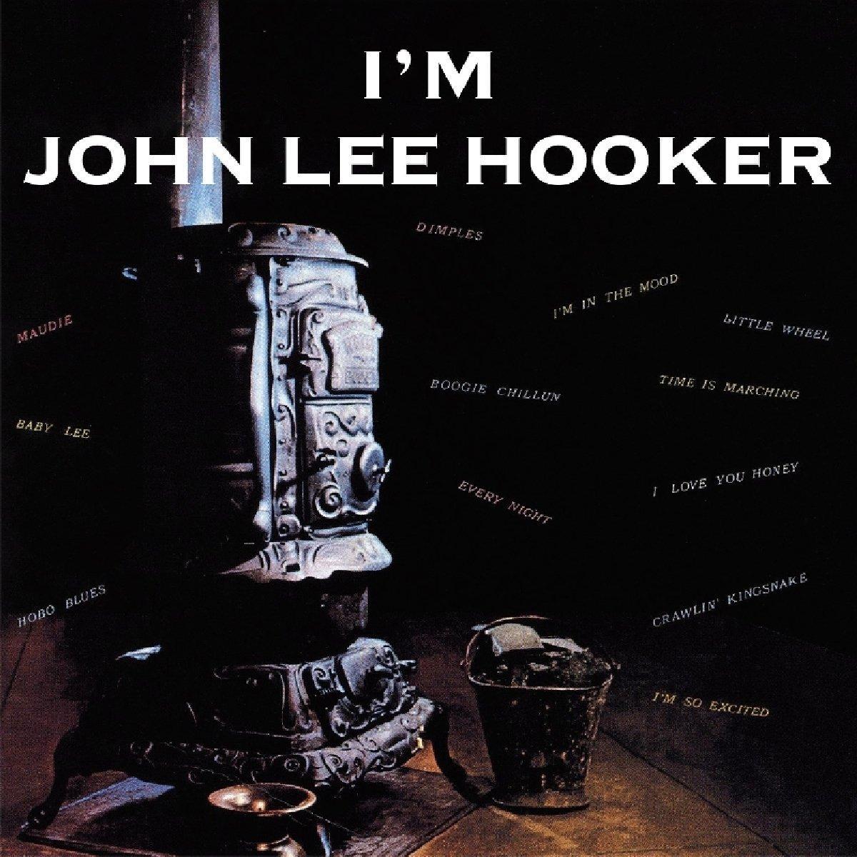 Vinilo : John Lee Hooker - I'm John Lee Hooker (LP Vinyl)