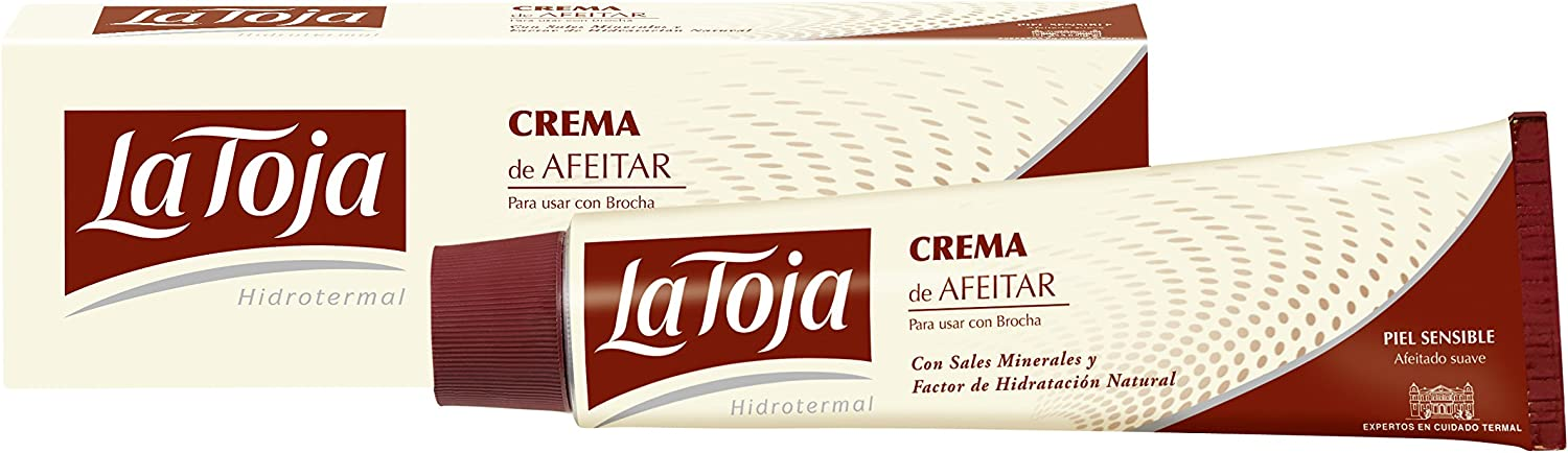La Toja - Crema De Afeitar para Piel Sensible - 150 ml: Amazon.es ...