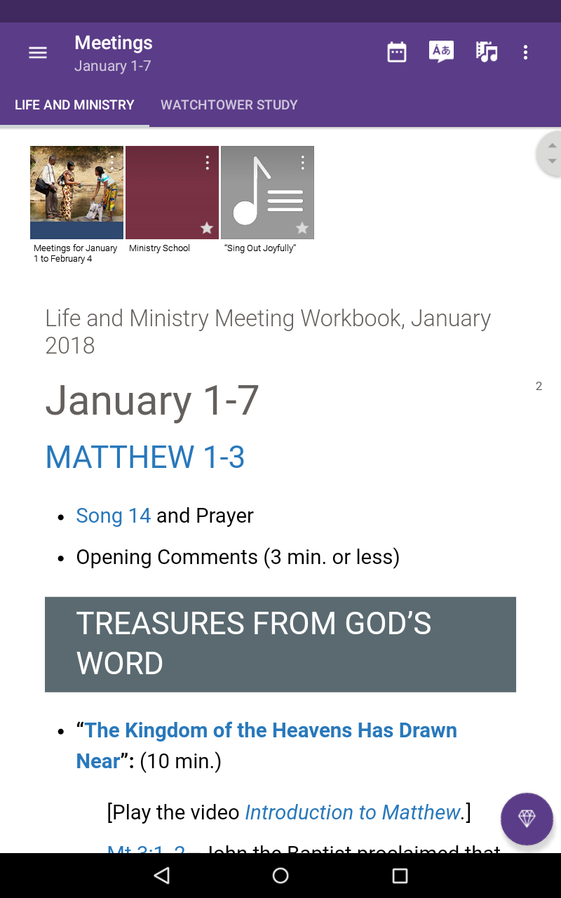 JW Library: Amazon.es: Appstore para Android