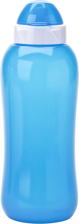Smash Botella, 330ml, sin BPA, Color Azul, tamaño 6.1 x 6.1 x 17 cm, 0.04, 6.1 x 6.1 x 17centimeters