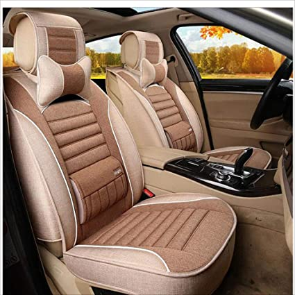amazon com hrffclh car seat cushion anti skid suede,car seat coverimage unavailable