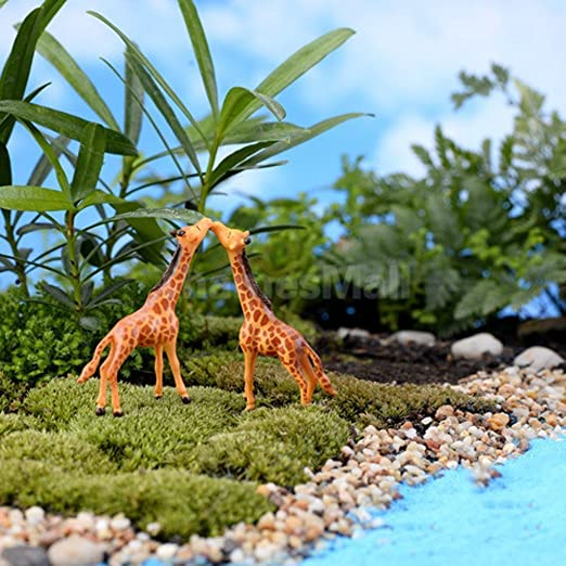 Miniature Fairy Dollhouse Landscape Terrarium Figurine Bonsai Garden Home Decor