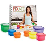 FIXATE Cookbook with Containers for 21 Day Fix and 21 Day Fix EXTREME