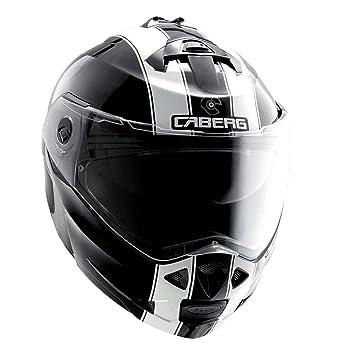 Caberg Duke Legend negro/blanco casco de moto