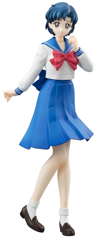 世界制服作戦 美少女戦士セーラームーン 水野亜美 1/10スケール PVC製 塗装済み完成品フィギュア B00U91X598