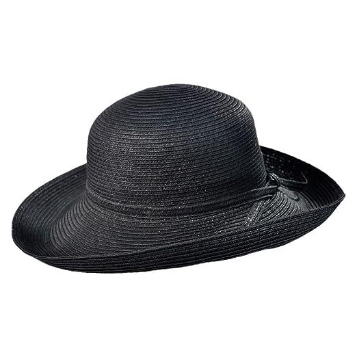 bb70d136 sur la tete Traveler Sun Hat (1-Size, Black) at Amazon Women's ...