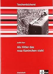 Als Hitler das rosa Kaninchen stahl: Arbeitsheft