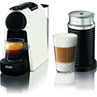 De'Longhi Nespresso Essenza Mini, Capsule Coffee Machine, EN85WAE, White