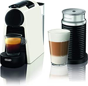 De'Longhi Nespresso Essenza Mini, Capsule Coffee Machine, EN85WAE, White