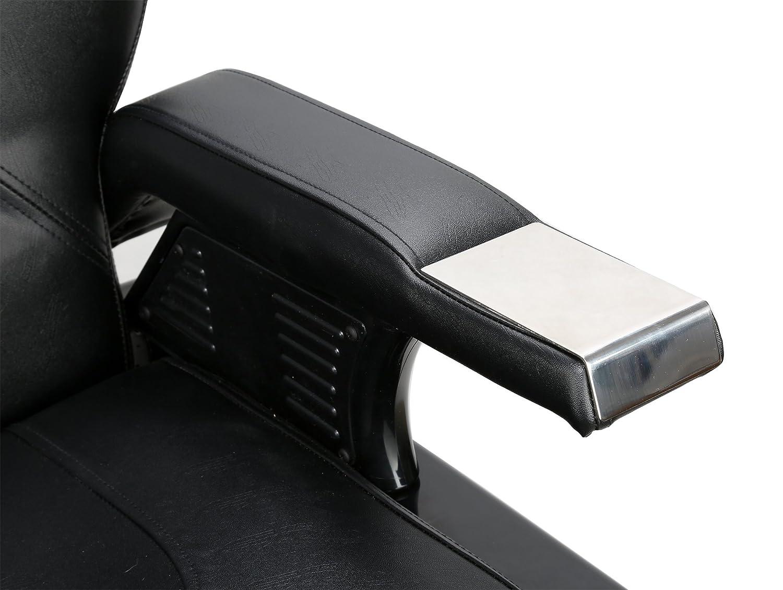 Barberpub Peluquería Peluquería silla Distancia silla Peluquería Configuración hidráulico silla 2687BK