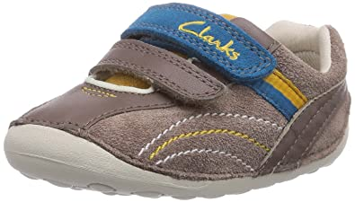 wide selection authentic details for Clarks Tiny Dexton, Baby Boys' Walking Baby Shoes