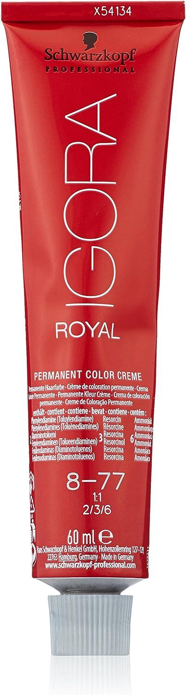 Schwarzkopf Professional Igora Royal 8-77 02/13 Tinte - 60 ml