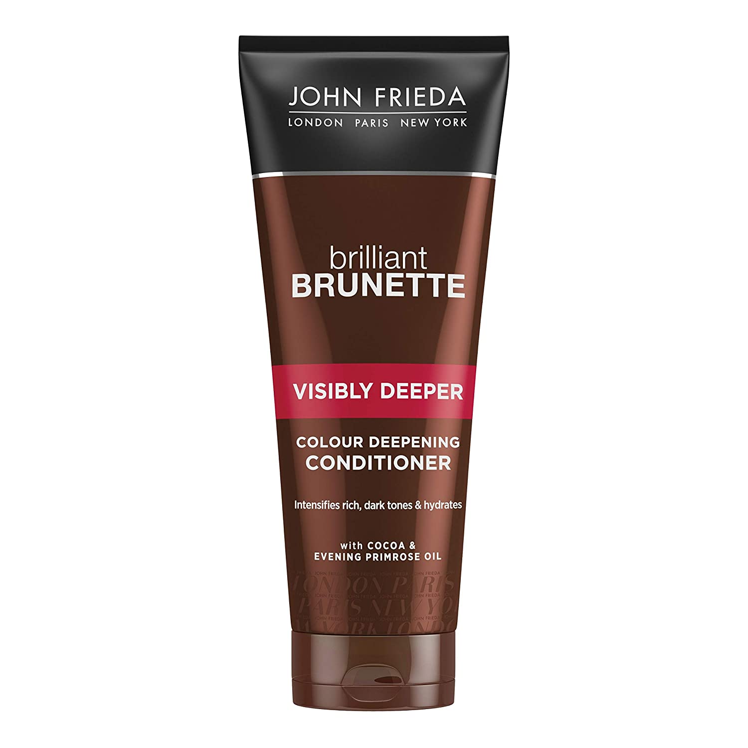 John Frieda Brilliant Brunette Visibly Deeper Colour Deepening Shampoo, 250 ml Kao 2533500