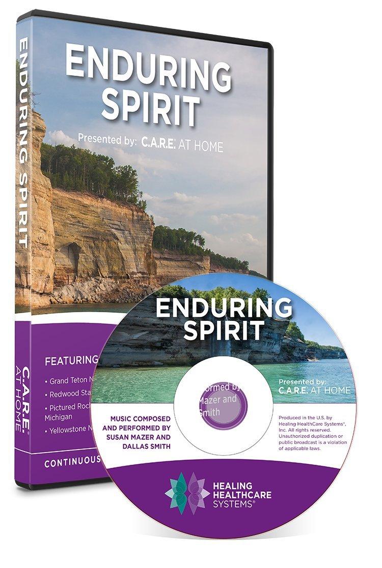C.A.R.E. at Home - Enduring Spirit DVD