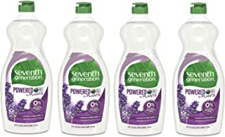 product image for Seventh Generation - Natural Dish Liquid, Lavender Floral & Mint - 25 Ounce (4 Pack)